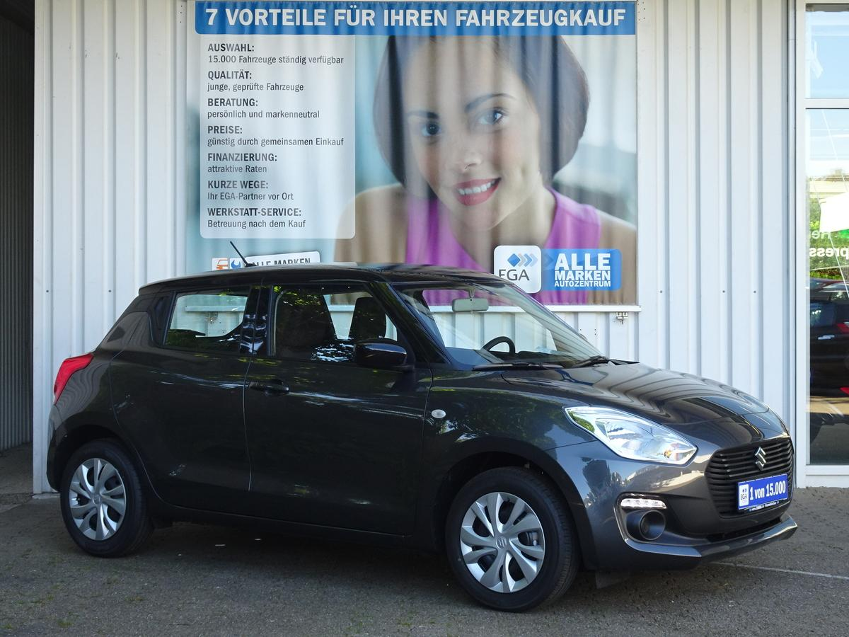 Suzuki Swift 1.2 DualJet PREMIUM BLUETOOTH KLIMA CD LED MFL EFH